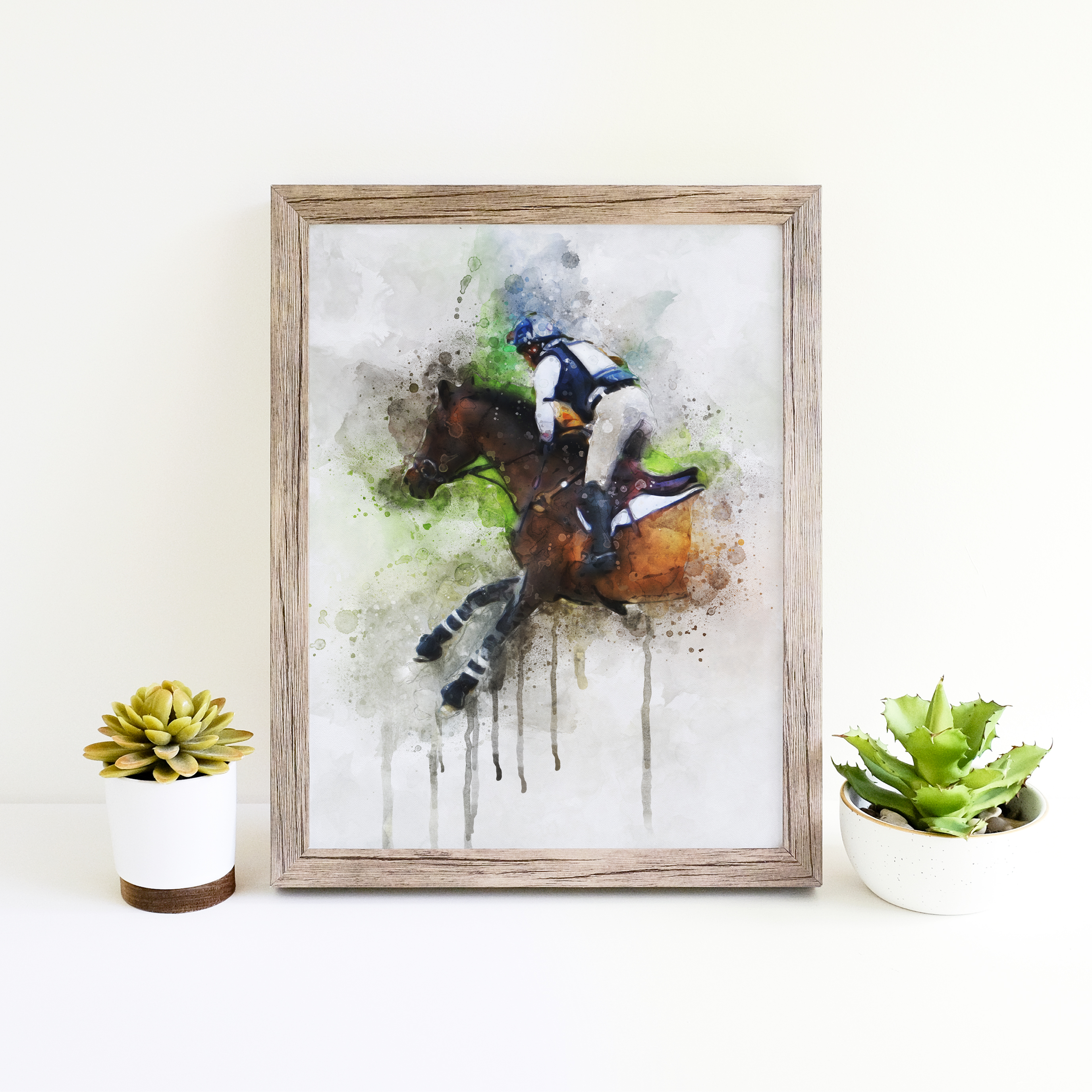 """Eventing Print (Vertical 8""""x10"""")"""